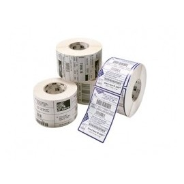 Role de etichete perforate Zebra Z-Select 2000T hartie normala 102x76mm 930 et./rola