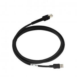 Cablu conexiune USB Zebra cititor coduri bare DS2278, DS3608, DS3678, DS8178, LI3608, LI3678