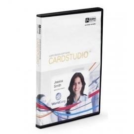 Software imprimante de carduri Zebra Card Studio Standard