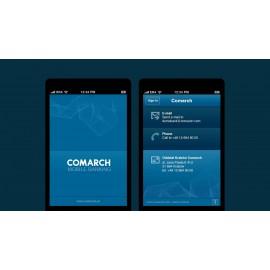 Software Comarch Mobile pentru terminal mobil Zebra TC20