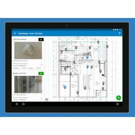 Software PlanRadar – Facility Management pentru terminal mobil Zebra TC20