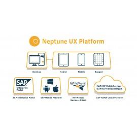 Software Neptune UX Platform pentru terminal mobil Zebra TC20