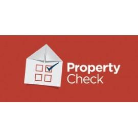 Software TAAP – Property Check pentru terminal mobil Zebra TC20
