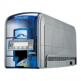 Imprimanta de carduri single-side Datacard SD260 300DPI