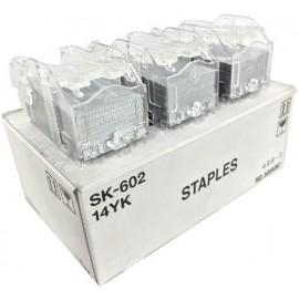 Pachet capse finisher Konica Minolta SK-602 3x5000 buc.