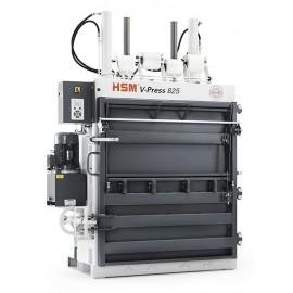 Presa verticala de balotat deseuri HSM V-Press 825 Plus