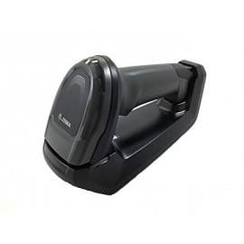 Cititor coduri de bare 2D Zebra DS8178 Bluetooth negru cu stand