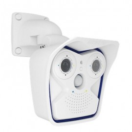 Camera video de supraveghere duala Mobotix M16B ultra wide-angle