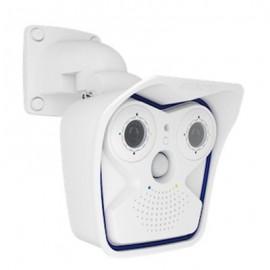 Camera video de supraveghere duala Mobotix M16B ultra wide-angle