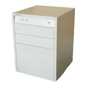 Cash Box cu sertare cu deschidere temporizata Qex EUROMULTI SIMPLE II
