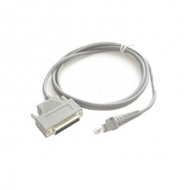 Cablu RS-232 Datalogic DB25 cititor coduri de bare