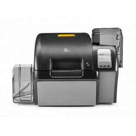 Imprimanta de carduri dual-side Zebra ZXP9 304DPI USB Ethernet MSR laminator dual-side