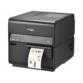 Imprimanta de etichete color TSC CPX4D USB Ethernet 1200DPI