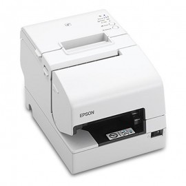 Imprimanta de bonuri Epson TM-H6000V USB Ethernet RS-232 alba