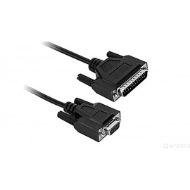 Cablu RS-232 imprimanta Epson negru
