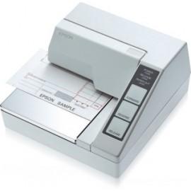 Imprimanta matriciala pentru retete medicale Epson TM-U295 170DPI RS-232 alba