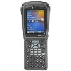 Terminal mobil Zebra Workabout Pro 4 Bluetooth Wi-Fi Windows CE 6.0 512 MB 31 taste