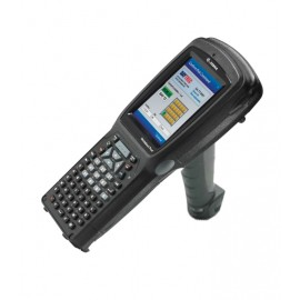Terminal mobil Zebra Workabout Pro 4 Gun 1D SR Bluetooth Wi-Fi Windows CE 6.0 512 MB 55 taste