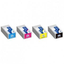 Cartus magenta imprimanta etichete Epson ColorWorks C3500