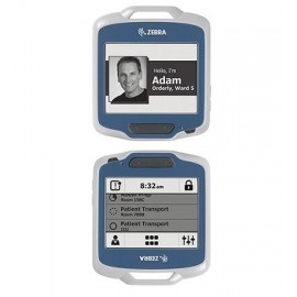 Terminal mobil/smart badge Zebra SG1 Wi-Fi E-Ink PTT 128 MB HealthCare