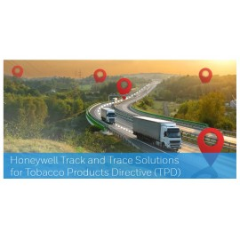 Solutie Track & Trace Honeywell (Tobacco Products Directive - TPD)
