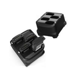 Cradle incarcare acumulator terminal mobil Zebra MC9300 4 sloturi