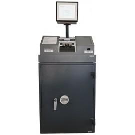 Echipament self-service cash deposit RCD-50