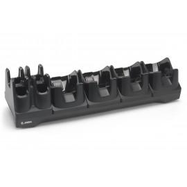 Cradle incarcare terminal mobil Zebra TC8000, TC8300 4 sloturi negru