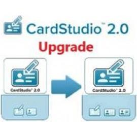 Upgrade software Zebra Card Studio 2.0 Enterprise-Professional