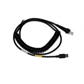Cablu powered USB cititor coduri de bare Honeywell 3m