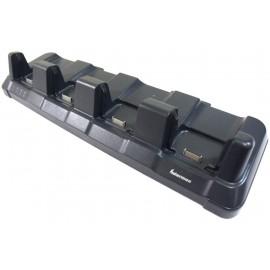 Cradle incarcare-comunicare terminal mobil Honeywell CK3, CK65 Ethernet 4 sloturi
