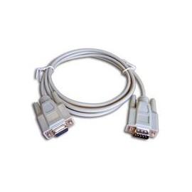 Cablu conexiune RS-232 imprimanta etichete Zebra DB9-DB9