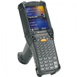 Terminal mobil Zebra MC9190 Gun 1D Bluetooth Windows CE 6.0 256MB
