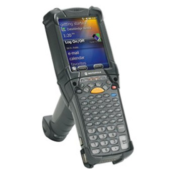 Terminal mobil Zebra MC9190 Gun 1D Bluetooth Windows 6.5 256MB