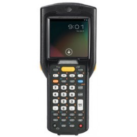 Terminal mobil Zebra MC3200 2D Gun Bluetooth Wi-Fi Windows EC7 512MB