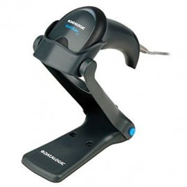 Cititor coduri de bare 1D Datalogic QW2120 USB negru cu stand