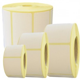 Rola etichete hartie termica 100x150mm fi 76mm 300buc