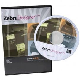Software Zebra Designer Pro v3 (licenta fizica) pentru imprimante de etichete