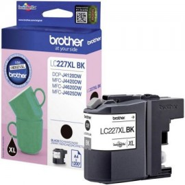 Cartus de cerneala neagra Brother LC227XLBK