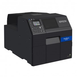 Imprimanta de etichete color Epson COLORWORKS C6000Pe peeler