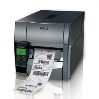 Imprimanta de etichete Citizen CL-S700IIDT 203DPI USB RS-232 Ethernet