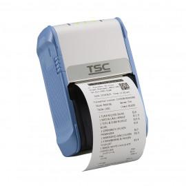 Imprimanta mobila TSC ALPHA-2R 203DPI USB Bluetooth alba