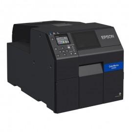 Imprimanta de etichete color Epson COLORWORKS C6500Pe peeler