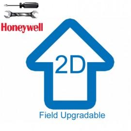 Licenta upgrade 1D la 2D Honeywell pentru cititor coduri de bare 1602g