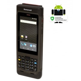 Terminal mobil Honeywell DOLPHIN CN80 Andoid 7.1 EX20 GMS 3GB Cold Storage 40 taste