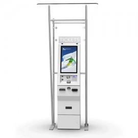 Kiosk customizabil Pyramid POLYTOUCH 24 ROCK Outdoor