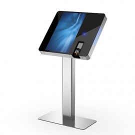 Kiosk customizabil Pyramid POLYTOUCH 24 CLASSIC ONE PIECE
