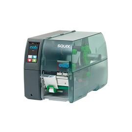 Imprimanta de etichete Cab SQUIX 2 600DPI cu peel-off aliniere stanga