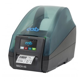 Imprimanta de etichete Cab MACH 4.3S 300DPI cu peel-off