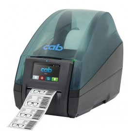 Imprimanta de etichete Cab MACH 4.3S 203DPI cu tear-off